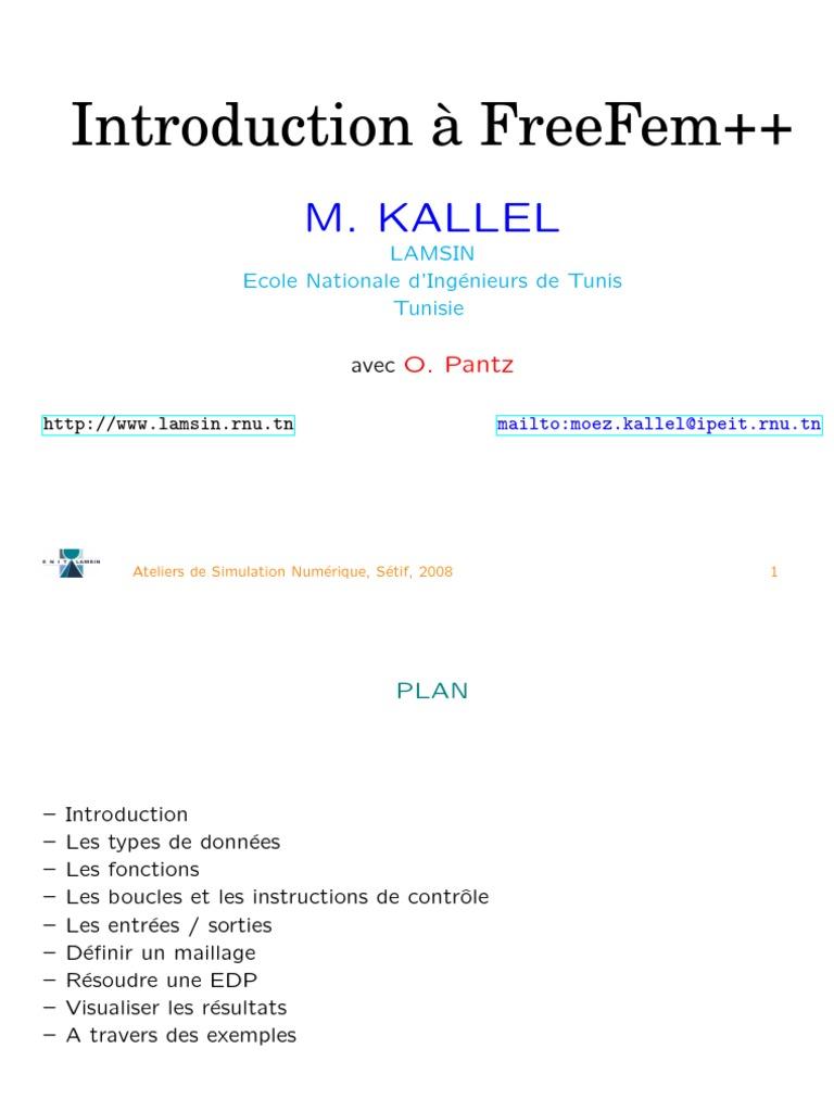 MAILLAGE GRATUITEMENT EMC2 TÉLÉCHARGER
