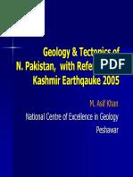Geology Tectonics