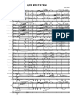 Gone With the Wind Score and Parts