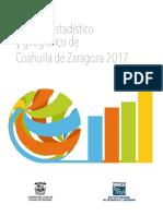 Estadisticas de Coahuila 2017