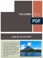 Volcan exposicion