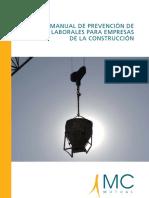 Manual de Prevención de Riesgos Laborales para empresas de la construcción.pdf