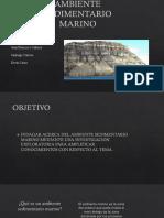 Ambiente Sedimentario Marino Grupo2 Petrografia
