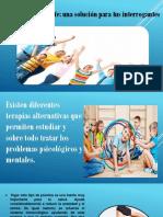 Psicologos en Getafe Presentacion