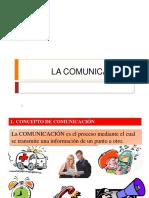 COMUNICACIÓN LINGUISTICA