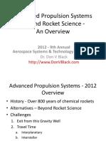 Black Advanced Propulsion