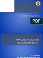 Fungal and Parasitic infection in Dermatology.pptx