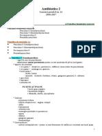 Lucrarea Practică Nr. 22 - Antibiotice 2