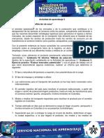 Evidencia 6 Informe Definicion de Rutas