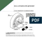 Estructura Física y Armadura Del Generador c