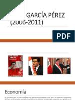 Alan García Pérez (2006-2011)