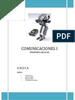 Comunicaciones I- Telefonica Celular