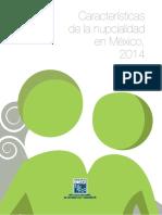 La Nupcialidad Mexico 2014
