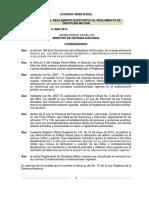 Reglamento de Disciplina Militar Naval ACTUALIZADO 10-JUL-2012