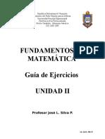 Guía de Polinomios y Factorizacion