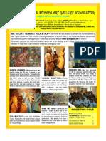 Doongalik Studios August 2010 Art Newsletter