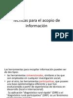 2. Técnicas Recopilac Inform (1)