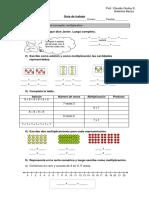 Guia d Etrabajo Concepto Multiplicativo