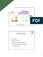 Cap. 4 Hidrostatica