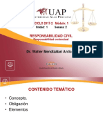 2 Resp C - Responsabilidad Contractual
