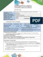 Guia de Actividades y Rubrica de Evaluación - Paso 5 - Consolidación de La Propuesta Sistémica