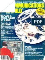 Communications World 1979