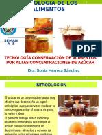 5 Conservacion de Alimentos Azucares