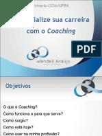 Palestra Potencialize Sua Carreira Com o Coaching