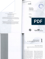 Consolidação Dos Procedimentos Arbitrais - Pedro Batista Martins