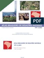Atlas Brasileiro de Desastres Naturais RN