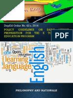 DLP Seminar