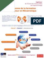 Prog Mecatronique Mines-Ales
