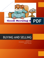 Buying and Selling3