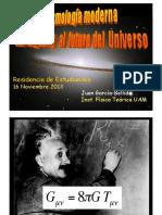 Garcia Bellido Cosmologia 2013