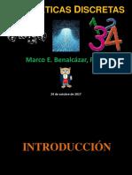 Conjuntos, Relaciones, Funciones y Secuencias