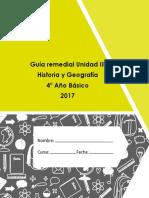 Guía Remedial Unidad III