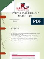 Presentación Final Habitat Finanzas
