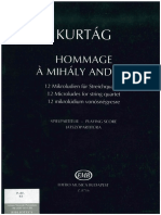 Kurtag_Hommage a Mihaly Andras_Mikroludien