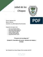 Equipo Verde. Ingenieria Civil 3A. UNIDAD III