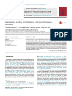 Marginson Dkk [2014] - Examining a Positive Psychological Role for Performance Measures (Publish)