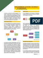 Lectura - Usando Documentos Académicos. La Lectura y Los Niveles de Comprensión