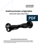 Denver Dbo-6500 Mk2 - Spanish