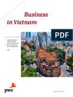 Pwc Vietnam Doing Business Guide 2016