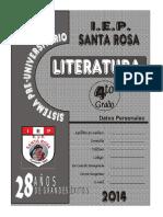 LITERATURA Para Presentar