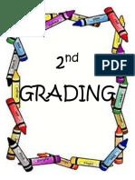 2nd Grading