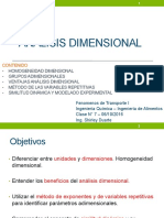 Clase Analsis Dimensional