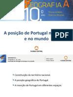 Posição de Portugal