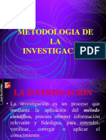 Proceso de Investigaci¢n MC HILL  WBS