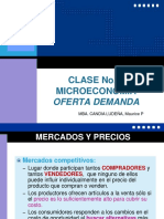 Clase No. 2 Oferta Demanda-Ayacucho