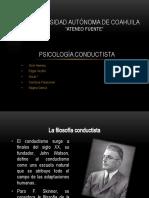 Estudio acerca del conductismo psicológico